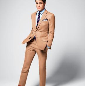 Jak nosić brązowy garnitur. Inspiracje od Gucci'ego