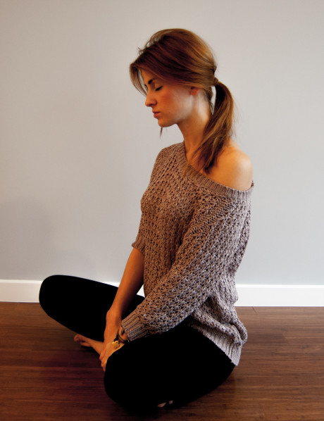oddech jako metoda relaksacji