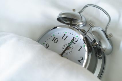 jak spać, zeby obudzic sie pelnym energii