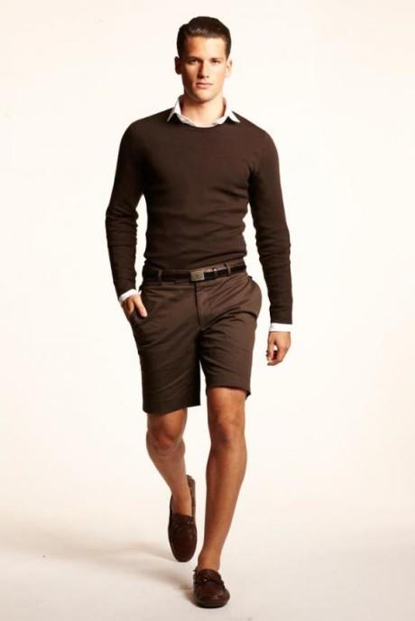 Męskie stylizacje na lato. Ralph Lauren