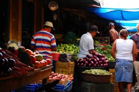 Targowisko dominikanskie
