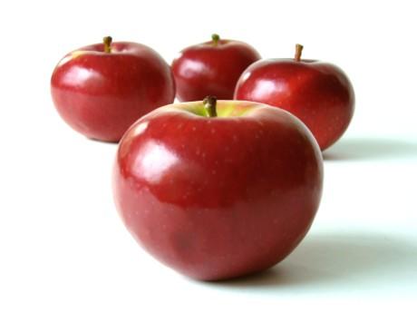 Owoc, obok którego nie można przejść obojętnie! Jabłka!