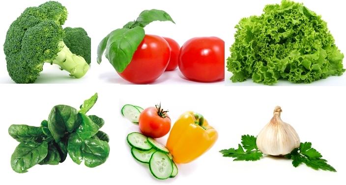 Warzywa, ktore warto jesc w diecie odkwaszajacej