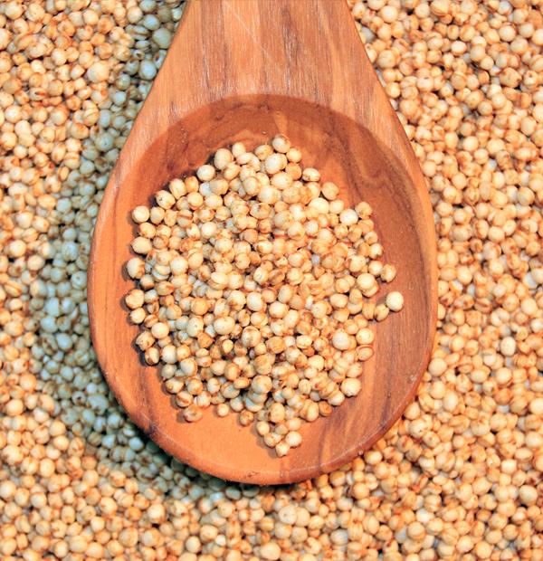 Warto jeść - quinoa, czyli komosa ryżowa