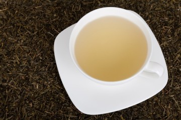 Zielona herbata przyspiesza metabolizm