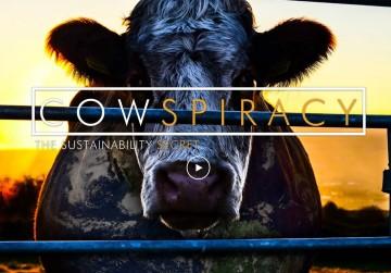 Cowspiracy film, który warto obejrzeć