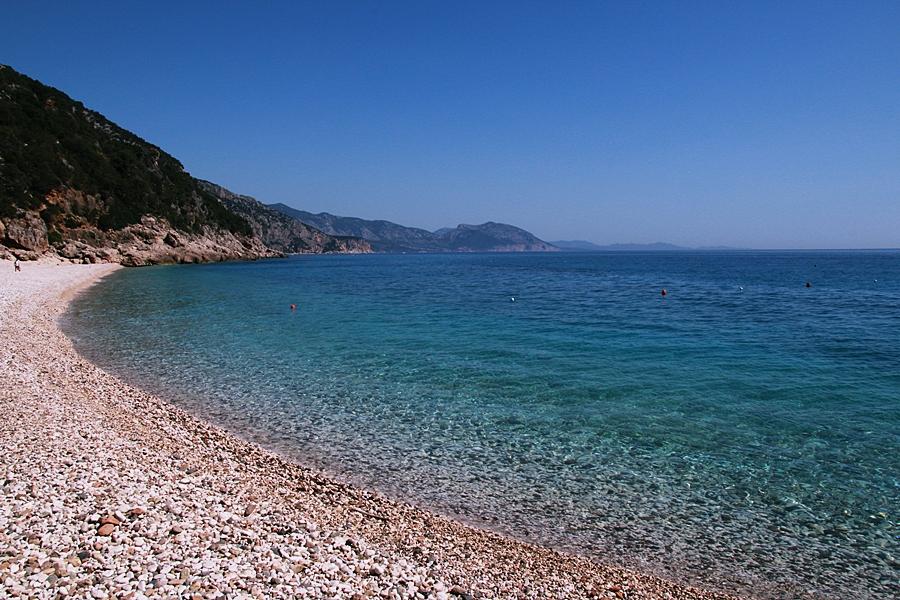 Plaże na Sardynii
